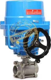 Q961F电动焊接球阀