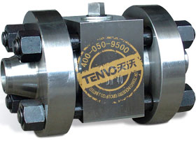 Q61N三块式高压对焊球阀