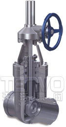 Z60Y/Z61Y高温高压焊接闸阀