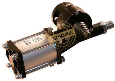 CP型活塞式电磁气动执行器