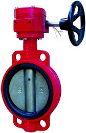 XD371X对夹式消防信号蝶阀