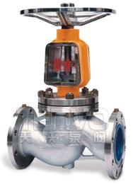 Jy41W氧气专用截止阀
