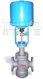 ZDLN电子式电动双座调节阀