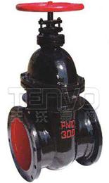 Z45T铸铁暗杆闸阀