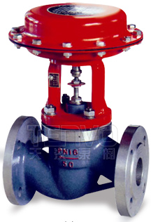 ZMAQ-162、ZMBQ-162气动薄膜切断阀实物图