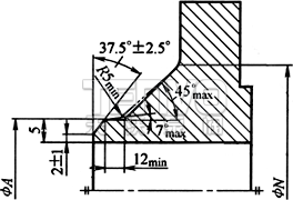 EN标准对接焊端