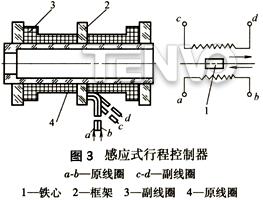 感应式行程控制器